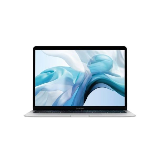 Apple MacBook Air MREA2IDA Silver Front