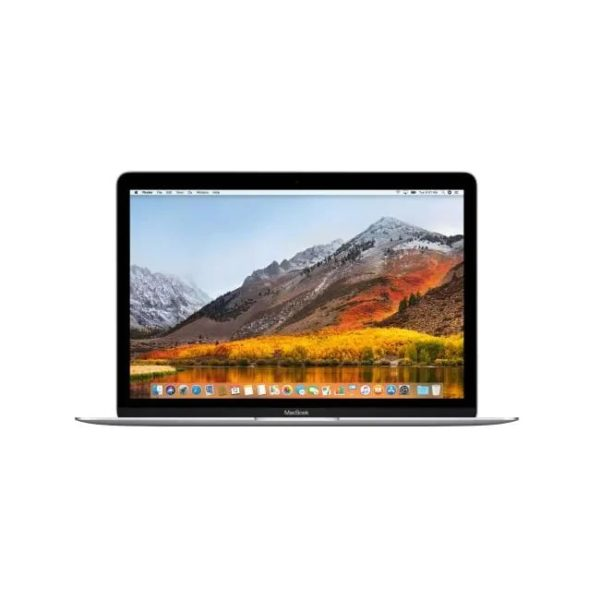 Apple MacBook MNYH2ID/A Silver Front