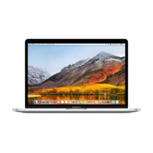 Apple MacBook Pro MPXU2IDA Silver Front