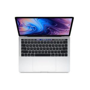 Apple MacBook Pro Touchbar MR972IDA Silver Above