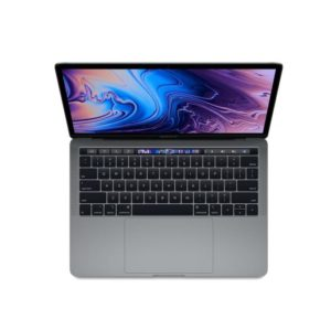 Apple MacBook Pro Touchbar MR9Q2IDA Space Grey above