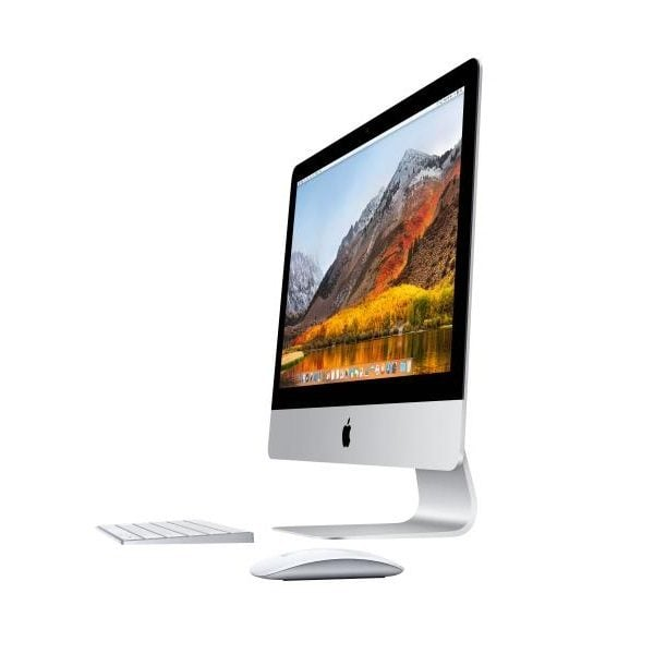 Apple iMac MNE02IDA Side