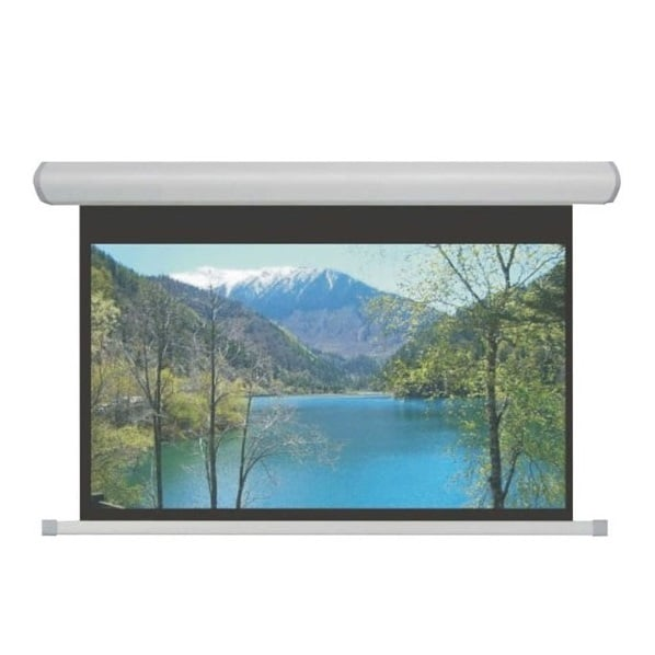 Brite Deluxe Motorized Screen DMR-3030 Front