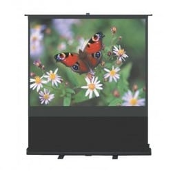 Brite Portable Floor Screen HAN-80F
