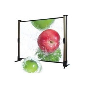 Brite Portable Table Screen TBL-100