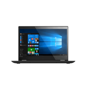 Lenovo Ideapad Yoga 520 81C800-L3iD Black Front
