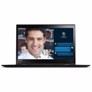 Lenovo Thinkpad X1 20KGS6 - L000 Black Touch Front