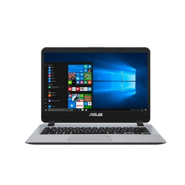 Asus A407UF-BV511T Star Grey Front