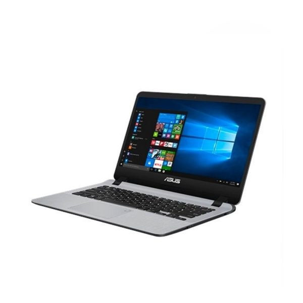 Asus A407UF-BV511T Star Grey Side
