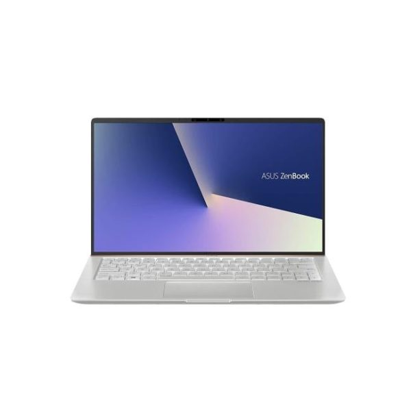 Asus Zenbook UX333FA-A5812T ICICLE SILVER Front