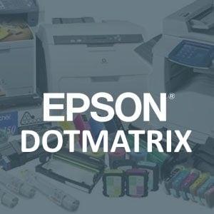 Epson Dotmatrix Printers