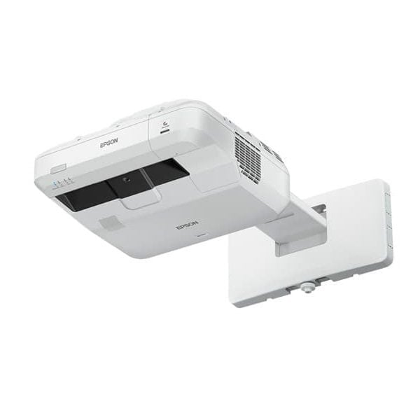 Epson EB-1470Ui Laser Short Throw Interactive Projector Side