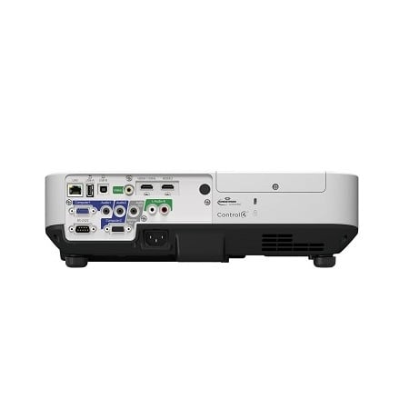 Epson EB-2155W Middle Projector Ports