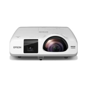 Epson EB-536Wi Ultra Short Throw Interactive Projector Front