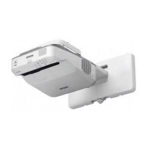 Epson EB-685Wi Ultra Short Throw Interactive Projector Side