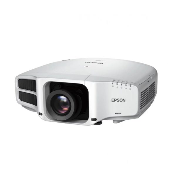 Epson EB-G7000WNL High End G-Series Projector Side