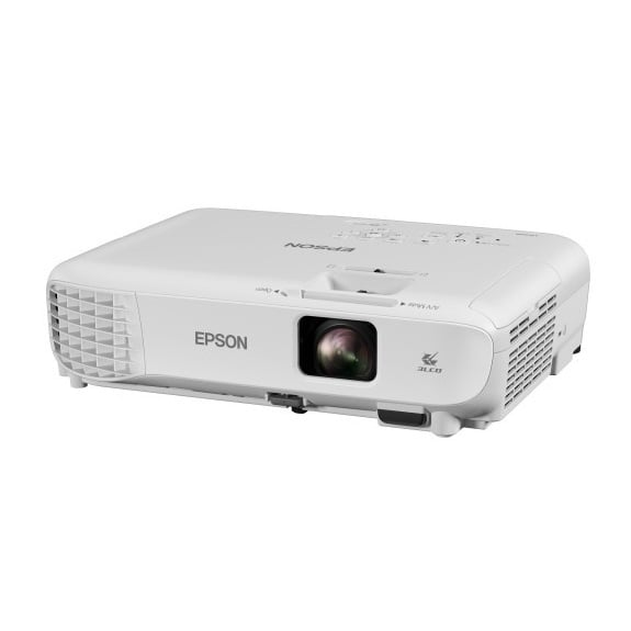 Epson EB-S400 Entry Projector Side