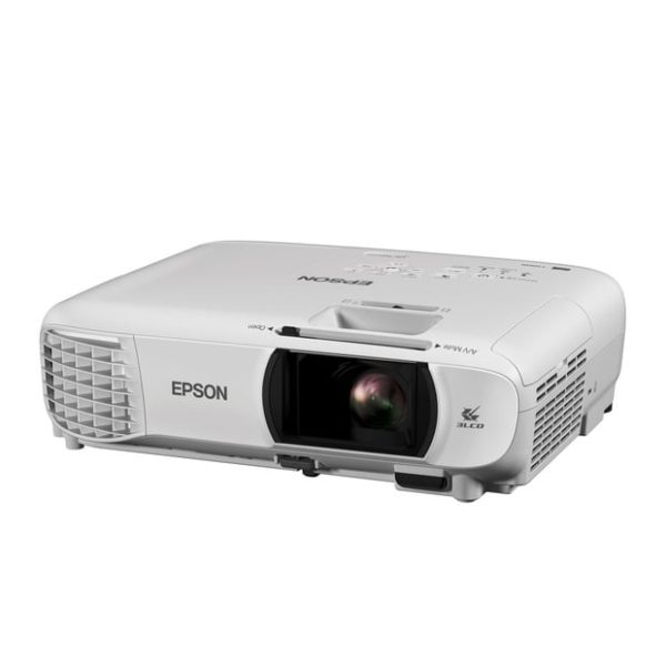 Epson EH-TW650 Home Theater Projector Side