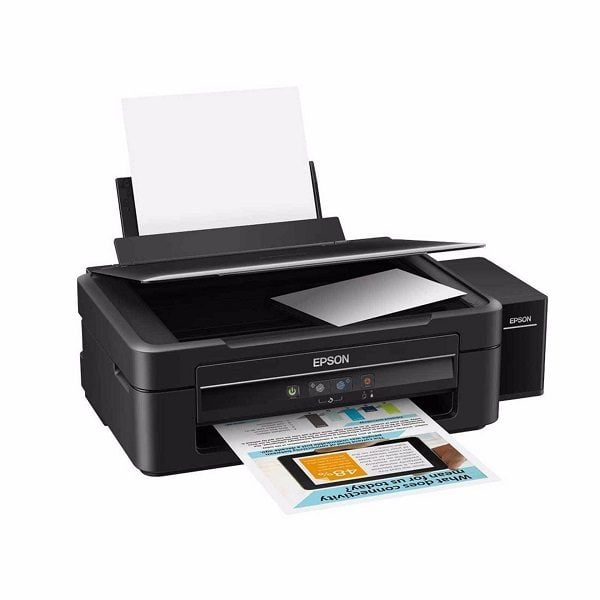 Epson L360 All In One Inktank Printer Side