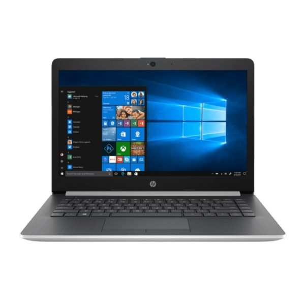 HP 14-cm0013AX Silver 5MX61PA Front