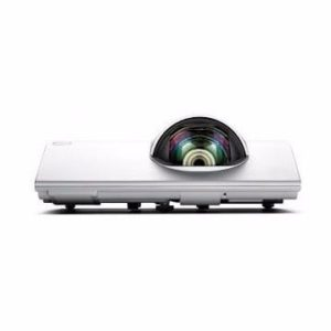 Hitachi CP-CX301WN Super Short Throw Projector Front