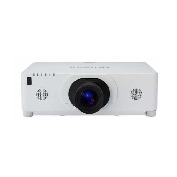 Hitachi CP-WU8700W Professional Series Projector Front