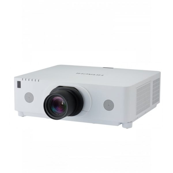 Hitachi CP-WU8700W Professional Series Projector Side