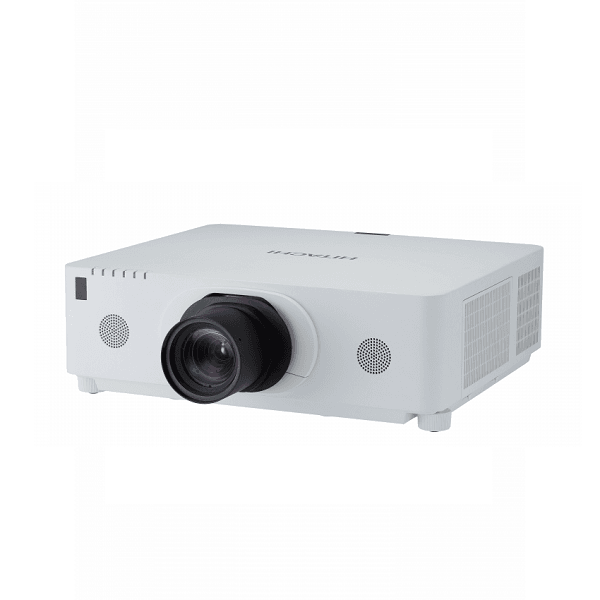 Hitachi CP-WX8750W Professional Projector Side