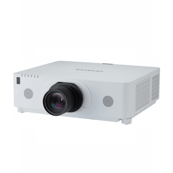 Hitachi CP-X8800W Professional Projector Side