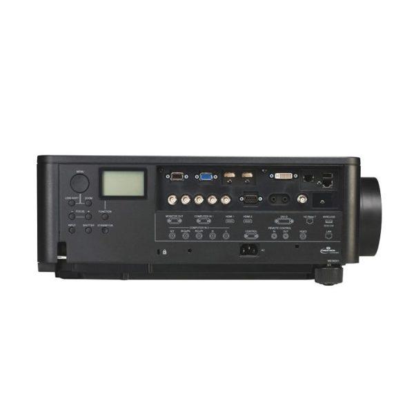 Hitachi CP-X9110 Professional Series Projector Ports