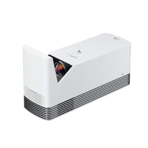 LG HF85J.ATIZ FHD Laser Projector Side