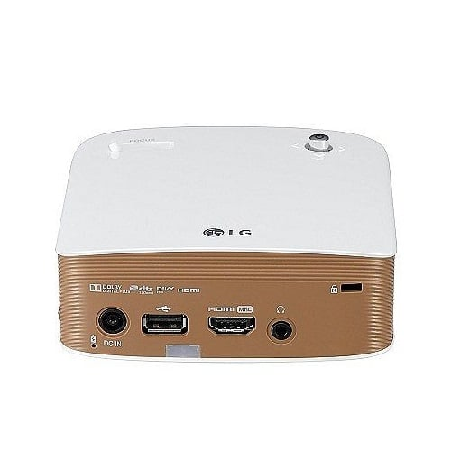 LG PH150G LED Home Video HD Projector Side