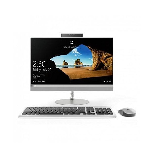 Lenovo AiO 520-22iCB F0DT00-0FiD Grey Front