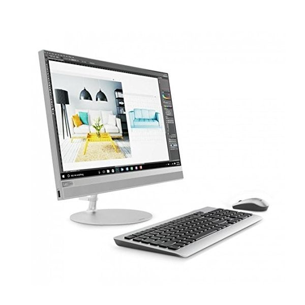 Lenovo AiO 520-22iKL F0D400-3UiD Gray Side