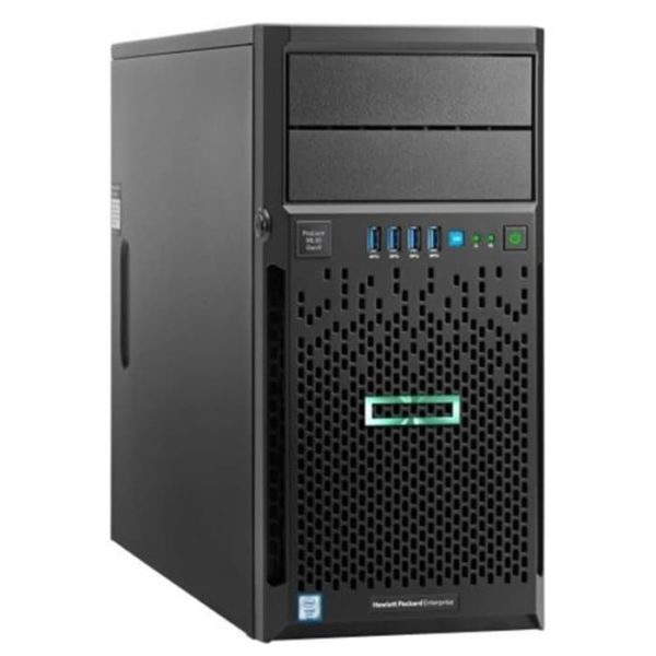 HPE ProLiant ML30 Gen10 E-2124 P06785-375