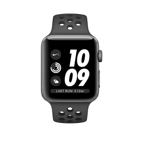 Apple Watch Nike+ Series 3 GPS, 38mm Space Grey MTF12IDA 2