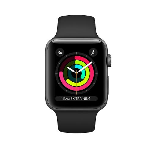 Apple Watch Series 3 GPS Space Grey