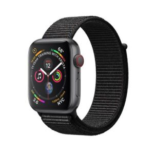 Apple Watch Series 4 GPS, 40mm Space Grey MU672IDA
