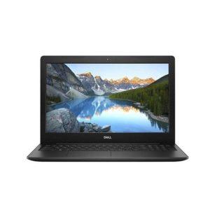 Dell Inspiron 15 5583 i7 8565U 256 GB SSD Black Front