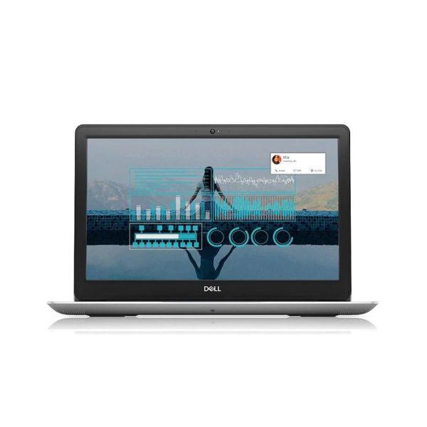 Dell Inspiron 15 5583 i7 8565U 256 GB SSD Silver Front