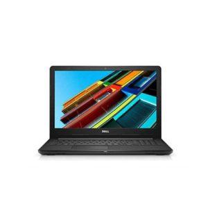 Dell Inspiron 3580 i7 8565U 256 GB SSD Win 10 Black Front
