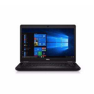 Dell Latitude 5480 i7 6600U Nvidia 930MX Win 10 Pro Front