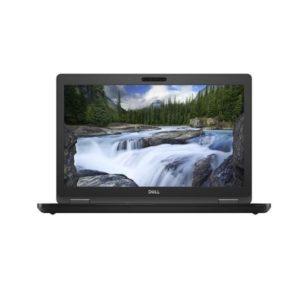 Dell Mobile Precision M7530 Intel Xeon E-2176M Front