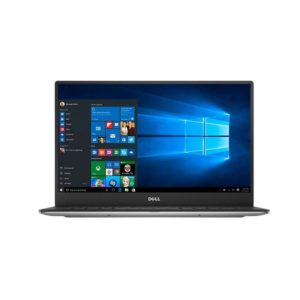 Dell XPS 13 9370 i5 8250U 8 GB Win 10 Pro Silver Front
