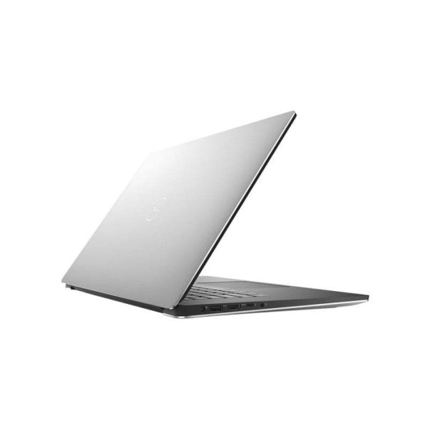 Dell XPS 15 Touch 9570 i7 8750H Silver Side