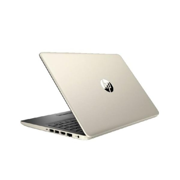 HP 14s-cf0045TX 4PC58PA Gold Rear