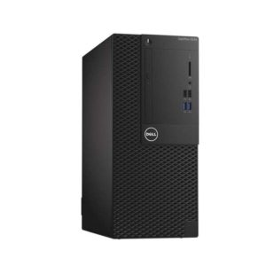 Dell OptiPlex 3060 MT i3 8100 4GB 1 TB HDD Linux Other front