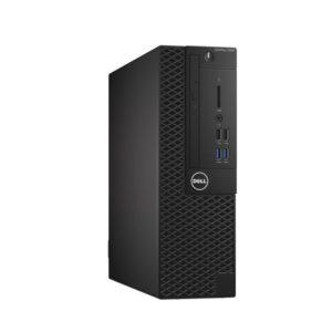 Dell OptiPlex 3060 SFF i3 8100 4GB Linux Front