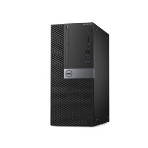 Dell OptiPlex 5060MT i5 8500 8 GB Win 10 Pro Front