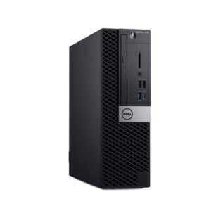 Dell OptiPlex 7060SFF i7 8700 8GB 2TB HDD Side